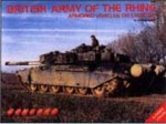 RARE-BRITISH-ARMY-OF-THE-RHINE-ARMORED-VEHICLES-ON-EXERCISE-SALE