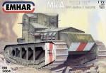 1-72-Whippet-WWI-Medium-tank-RARE
