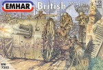 1-72-WWI-British-Artillery-and-18-pdr-gun