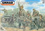 1-72-WWI-German-Artillery-and-76mm-cannon