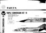 1-48-Convair-F-106B-Delta-Dart-Republic-F-105B-and-McDonnell-F4H-1-vacform