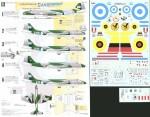 1-48-Latin-American-EE-Canberras-Mk-62-Mk-2-9-Argentine-Air-F
