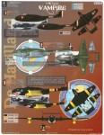 1-48-de-Havilland-Vampire-7-Vampire-Mk-III-Mexican-AF-FAM12