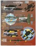1-72-de-Havilland-Vampire-7-Vampire-Mk-III-Mexican-AF-FAM12