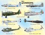 1-72-Latin-Warriors-North-American-AT-6-Texan-Mexico-x-2-Cessna-A-37-El-Salvador