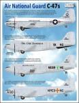 1-72-Air-National-Guard-Douglas-C-47A-Skytrain