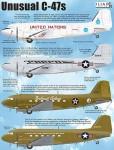 1-72-Unusual-Douglas-C-47s