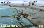 1-72-Blohm-und-Voss-Ha-139-Long-Range-Maritime-Reconnaissance-float-plane-sea-plane