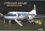 1-72-Convair-440-88-Metropolitan-Decals-Lufthansa