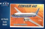 1-72-Convair-440-Decals-Eastern-with-long-radar-nose