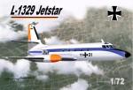 1-72-Lockheed-L-1329-Jetstar-Luftwaffe