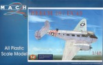 1-48-Beechcraft-18-UC45-SNB5-Includes-decals-for-French-Aeroavale-U-S-Navy