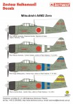 1-24-Mitsubishi-A6M2-Zero