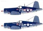 1-48-F4U-1A-2-White-29-VF-17-two-Corsairs-both-flown-by-Lt-Ira-Kepford-