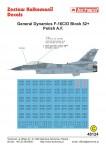 1-48-General-Dynamics-F-16C-D-Block-52+-numbers-Polish-Air-Force