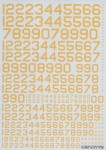 1-72-US-Serials-and-Code-Numbers-Yellow-9-sizes