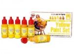 Yellow-Paint-6X17ml-akryl