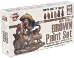 Brown-Paint-Set-6X17ml-akryl