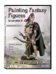 Painting-Fantasy-Figures-In-Acrylics-II-DVD