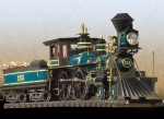 54mm-American-Locomotive-with-Tender