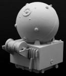 54mm-German-submarine-mine