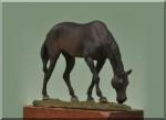 54mm-GRAZING-HORSE