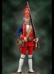 54mm-Grenadier-1st-Red-Life-Batallion-Lange-Kerls-1720
