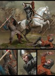 54mm-THE-BATTLE-OF-HASTINGS-1066-A-C