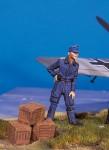 1-48-German-pilot-at-rest-II