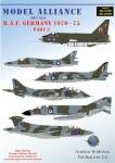 1-72-RAF-Germany-1970-75-part-3-Hawker-Hunter-T-7A-WV318-of-15