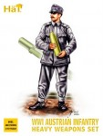 1-72-WWI-Austrian-Infantry-Heavy-Weapons-set