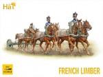 1-72-French-6-Horse-Limber-Team