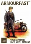 1-72-German-Motorcycles-with-side-cars-WWII
