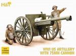 1-72-WWI-US-Artillery-4-per-box