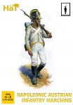1-72-Napoleonic-Austrian-Infantry-Marching