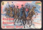 1-72-Napoleonic-Russian-Hussars-Winter-Dress