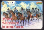 1-72-Napoleonic-French-Cuirassiers-Winter-Dress
