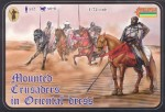 1-72-Mounted-Crusaders-in-Oriental-Dress