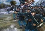 1-72-US-Union-Infantry-in-Attack-ACW-American-Civil-War-era