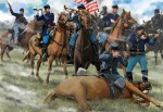 1-72-US-Union-Cavalry-Gettysburg-ACW-American-Civil-War-era