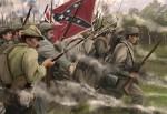 1-72-Picketts-Charge-2-Gettisburg-ACW-American-Civil-War-era