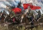 1-72-Red-Cavalry-in-Summer-Dress-Russian-Civil-War