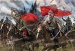 1-72-Red-Cavalry-in-Summer-Dress-Russian-Civil-War