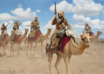 1-72-Turkish-Camel-corps