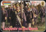 1-72-Landwehr-on-the-March-Napoleonic