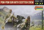 1-72-Pom-Pom-Gun-with-British-Crew-Anglo-Boer-War