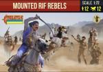 1-72-Mounted-Rif-Rebels-Rif-War