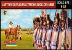 1-72-Austrian-Grenadiers-Standing-Shoulder-Arms-Napoleonic