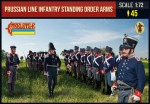 1-72-Prussian-Line-Infantry-in-Summer-Dress-stading-Order-Arms-Napoleonic