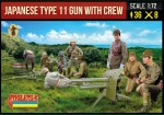 1-72-Japanese-Type-11-Gun-with-Crew